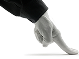 White Glove Cleaning Logo